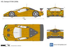 ASL Garaiya GT300