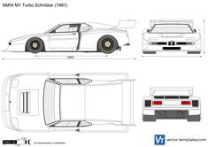 BMW M1 Turbo Schnitzer