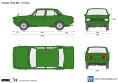 Honda 1300 Mk. I