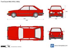 Ford Escort Mk3 XR3i