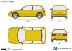 Honda Civic ED
