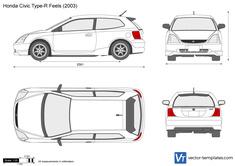Honda Civic Type-R Feels EP3