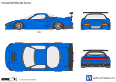 Honda NSX Rocket Bunny
