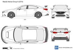 Mazda Atenza Group 4