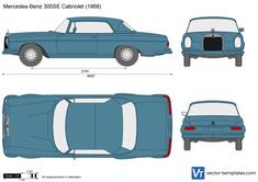 Mercedes-Benz 300SE Cabriolet