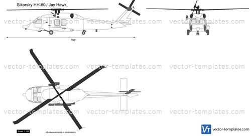 Sikorsky HH-60J Jay Hawk