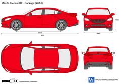 Mazda Atenza XD L Package