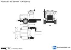Peterbilt 367-123 SBFA HH FEPTO