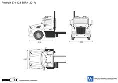Peterbilt 579-123 SBFA