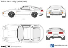 Porsche 928 S4 Koenig Specials