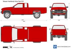 Nissan Hardbody King Cab D21