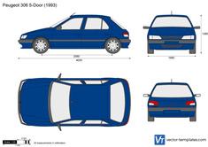 Peugeot 306 5-Door