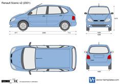 Renault Scenic v2