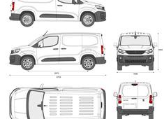 Peugeot Partner Long