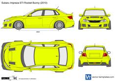 Subaru Impreza STI Rocket Bunny