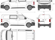 Opel Vivaro Double Cabin M