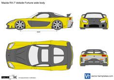 Mazda RX-7 Veilside Fortune wide body