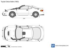 Toyota Celica Safari