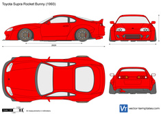 Toyota Supra Rocket Bunny