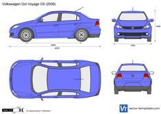 Volkswagen Gol Voyage G5