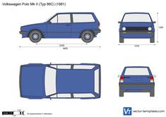Volkswagen Polo Mk II (Typ 86C)