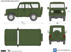 UAZ-315195 Hunter