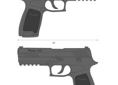 Sig P320 Full Size Standard