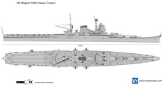 IJN Mogami 1944 [Heavy Cruiser