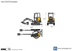 Volvo EC27D Excavator