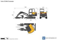 Volvo EC60E Excavator