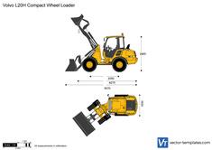 Volvo L20H Compact Wheel Loader