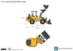 Volvo L30G Compact Wheel Loader