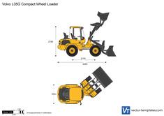 Volvo L35G Compact Wheel Loader