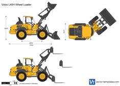 Volvo L45H Wheel Loader
