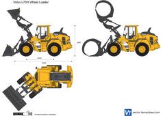 Volvo L70H Wheel Loader