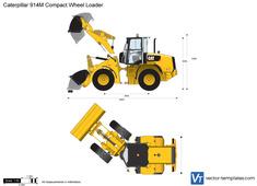 Caterpillar 914M Compact Wheel Loader
