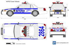 NYPD Crown Victoria