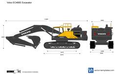 Volvo EC480E Excavator