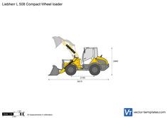 Liebherr L 508 Compact Wheel loader