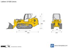 Liebherr LR 626 Litronic