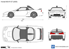 Honda NSX-R GT