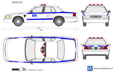 NYPD P71