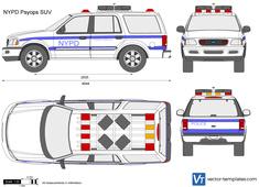 NYPD Psyops SUV