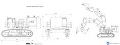 Caterpillar 6015B Hydraulic Shovel