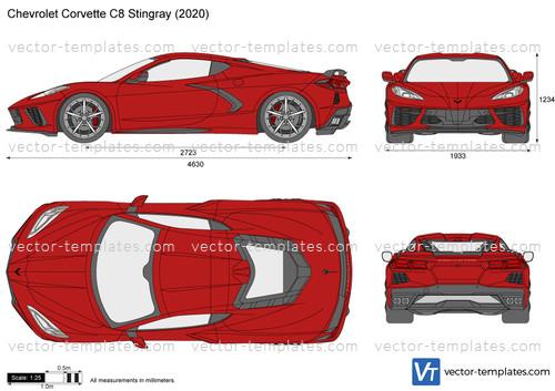 Chevrolet Corvette C8 Stingray