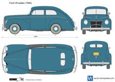 Ford V8 sedan