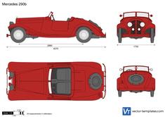 Mercedes-Benz 290 Cabriolet B