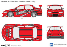 Mitsubishi HKS Time Attack Evolution CT230R