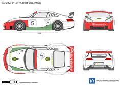 Porsche 911 GT3-RSR 996