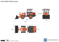 Kubota R082 Wheeled Loader
